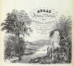 Atlas de Venezuela 1840 Portada.jpg