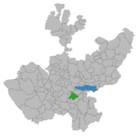 Municipality of Atoyac in Jalisco