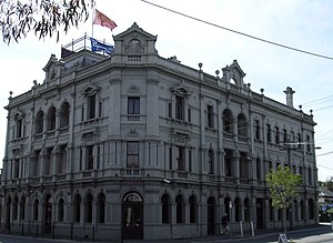 Auburn, Victoria - Auburn Hotel, built in 1888