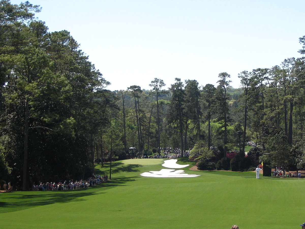 Augusta National Golf Club - Wikipedia
