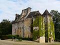 Auriac-du-Périgord Faye château vue SE.JPG