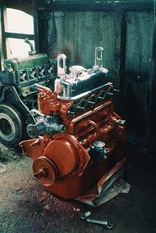 BMC A-series engine - Wikipedia