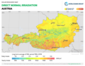 Austria DNI Solar-resource-map GlobalSolarAtlas World-Bank-Esmap-Solargis.png
