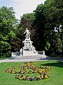 Autriche Vienne Burggarten Mozart Memorial - panoramio.jpg