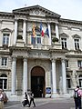 Avignon Hotel deVille-Rathaus von Avignon 1845-1856 von leon Feucheres erbaut-Place de le Horloge 2..JPG