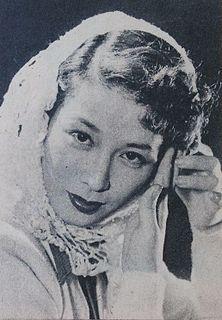 Chikage Awashima Japanese actress