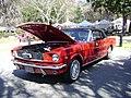 Azalea Festival 2013 - Ford Mustang.JPG