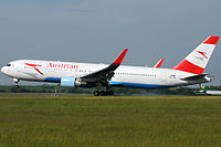 OE-LAZ - B763 - Austrian Airlines