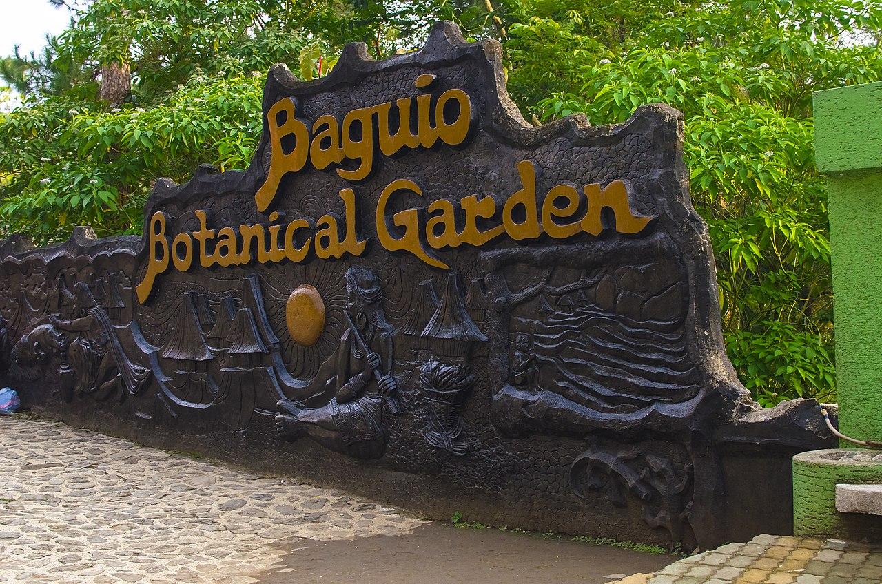 Baguio tourist spots, Baguio travel guide, Baguio Botanical Garden