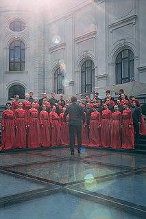 Youth Choir BALSIS Youth choir in Latvia