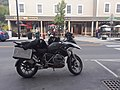 BMW GS downtown Montpelier VT October 2018.jpg
