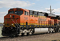 BNSF 7596 in Loveland, Colorado, 2007.jpg