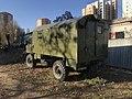 Back of green W504; Dnipro, Ukraine.jpg