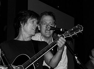 The Bacon Brothers - The Bacon Brothers performing.