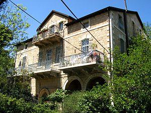 Baka, Jerusalem - Residence in Baka