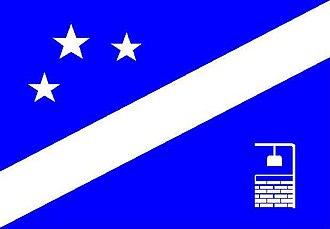 Agrestina - Image: Bandeira de agrestina