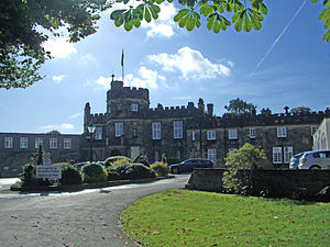 Listed buildings in Sheffield S11 - Image: Banner Cross Hall