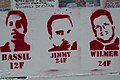 Banner at demonstrations and protests against Chavismo and Nicolas Maduro government 27.jpg