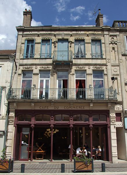 Cafe Du Commerce Saint Remy De Provence