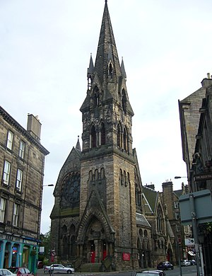 Frederick Thomas Pilkington - Barclay Church, Edinburgh