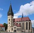 Bardejov - Church of St. Aegidius.jpg