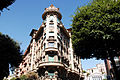 Baroque architecture in the streets of Savona, Liguria region, Italy.jpg