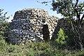 Barracas de piedra seca, en Llers.jpg