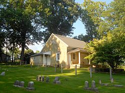Bart Friends Meeting House Salisbury Township