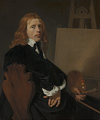 Portrait of Paulus Potter