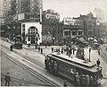Baseball fans on Yesler Way cable car, 1912 (MOHAI 9539).jpg