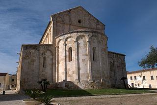 Romanesque architecture in Sardinia
