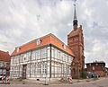 Baudenkmal Rathaus in Dömitz IMG 8829.jpg