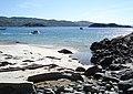 Beach anchorage, Loch Ailort - geograph.org.uk - 1979653.jpg