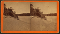 Beach from old landing, Wesleyan Grove. (?), by Tuttle, W. C. (William C.).png
