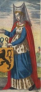 Beatrice of Brabant Flemish countess