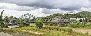 Beaufort Bridge - Beaufort Sabah Bridge over Sungai Padas