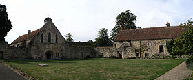 Image illustrative de l'article Abbaye de Beaulieu (Hampshire)