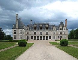 Chateau Hotels Near Nante France