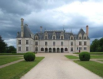 Cellettes, Loir-et-Cher - Château of Beauregard