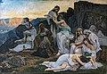 Beaux-Arts de Carcassonne - La fille de Jephté 1876 - Edouard-Bernard Debat-Ponsan 130x198.jpg