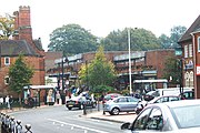 Bedworth Town Centre - geograph.org.uk - 583196