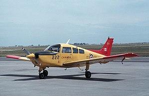Beechcraft CT-134 Musketeer - Wikipedia