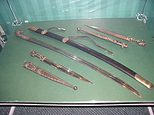Belarus-Minsk-National museum of history and culture of Belarus-Cold Steel-2.jpg