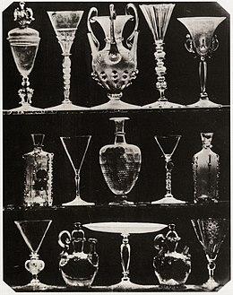 Datierung von Pyrex-Glas