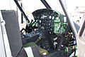 Bell 205A-1 Huey II Cockpit TICO 13March2010 (14412762010).jpg