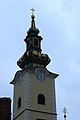 Bell tower of St. Mary Church in Zagreb.jpg