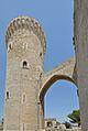 Bellver Castle Palma de Mallorca Donjon South.jpg