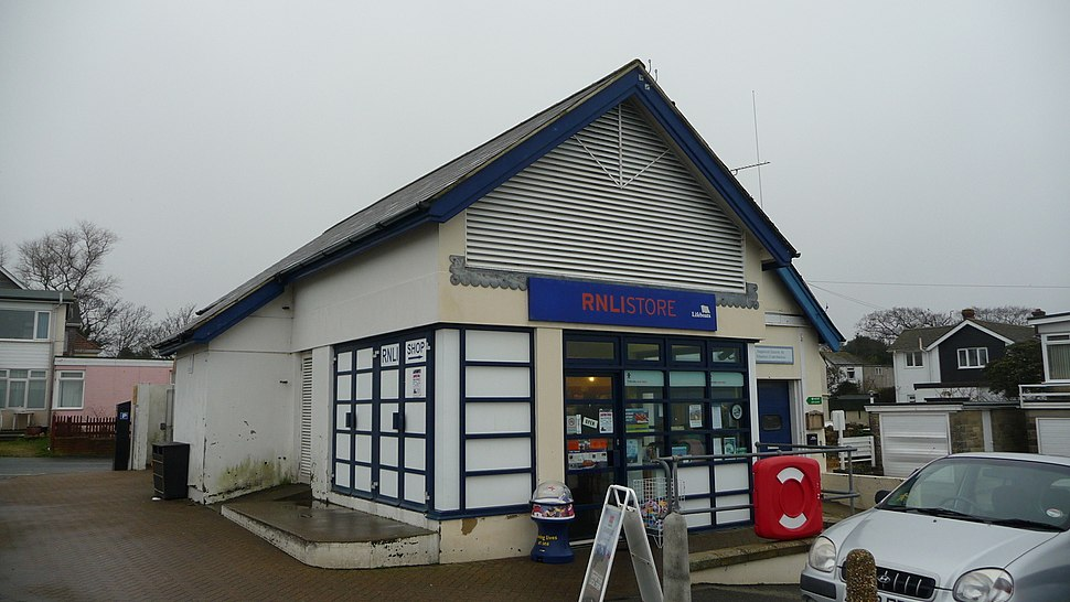 Bembridge RNLI store