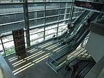 Ben Gurion International Airport מבט לקומה 2 מקומה 3.JPG