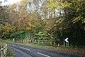 Bend on the bridge - geograph.org.uk - 1040726.jpg